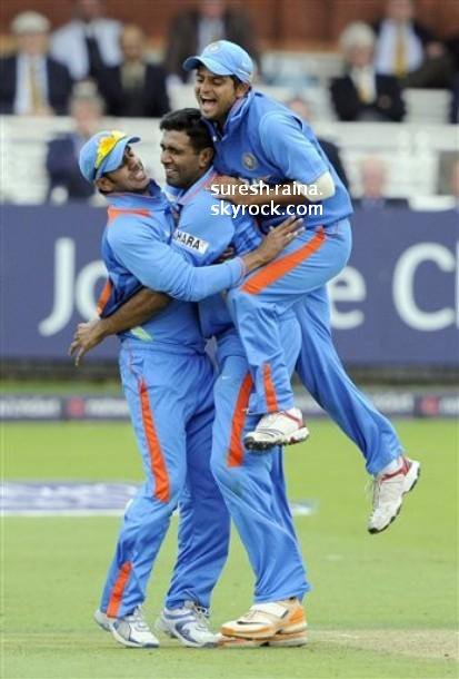 India Vs England 4th ODI - suresh-raina's blog